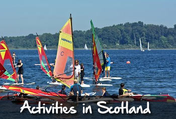 activity trips in scotland