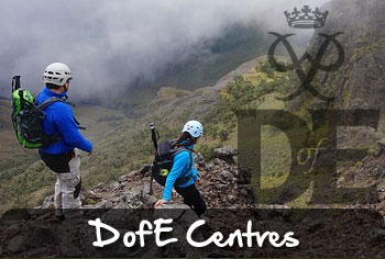 duke of edinburgh centres