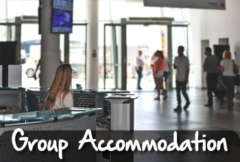 group accommodation