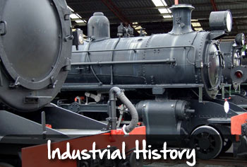 industrial revolution trips