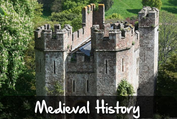 medieval history trips