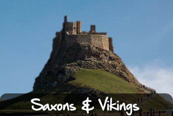 history saxons and vikings