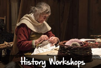 history school workshops