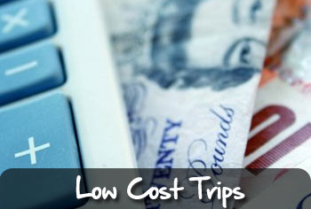 low cost trips