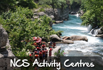 ncs adventure centres