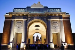 school tours Battlefields – Belgium & the Somme