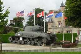Normandy-Battlefield and History