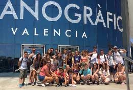 Educational, sports and music trips to Valencia