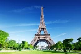 school trip at Paris