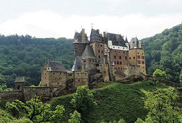 School Germany tour-Rhine & Mosel