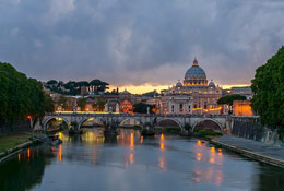 Religious Study Trip to Rome