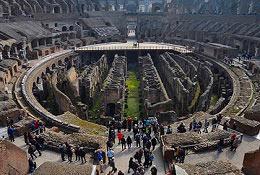 School tours-Rome