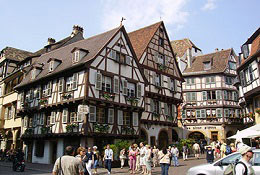 school trip at Combined Languages-Strasbourg & Black Forest tours