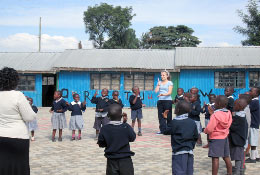Challenging and worthwhile volunteering trips in Kenya