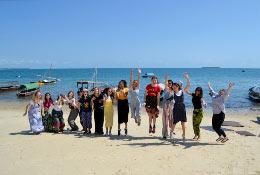 school tours Challenging and worthwhile volunteering trips in Zanzibar