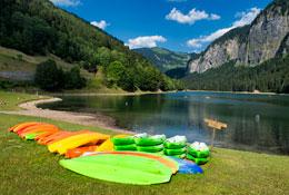 Alpine Summer Adventure school groups
