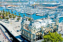 Affordable educational trips to Barcelona