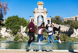 Affordable educational trips to Barcelona school groups