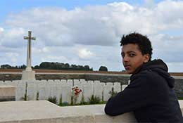 school tours Equity First World War Battlefields Tour