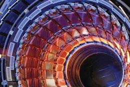 CERN Science Trip photograph