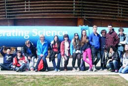CERN Science Trip school groups