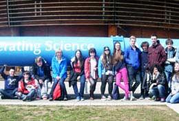 CERN Science Trip school groups