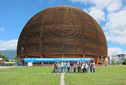 Science Trip to CERN school groups
