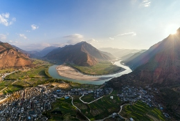 China's Yangtze River
