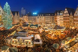 Christmas Markets Bruges & Valkenburg