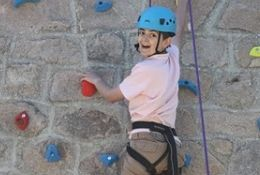 school trip at Activity and Adventure at Club Correze