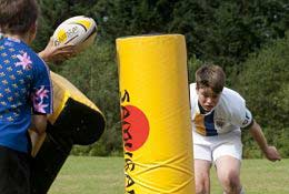 Rugby Tours at Club Correze school groups