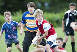 Rugby Tours at Club Correze photograph
