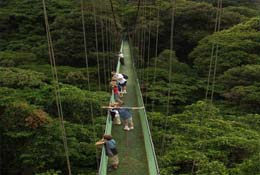 school trip at Costa Rica Adventure 7 days