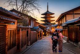 Cultural Japan school groups