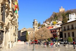 school tours Language tours to Granada