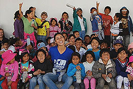 Volunteer & Adventure School Trip to Ecuador - From £699 per person