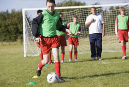 Football Tours with Equity photograph