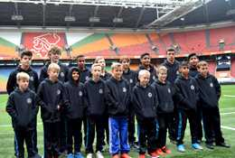 Football Tours with Equity school groups