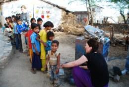 Ethical Healthcare Programmes Worldwide school groups