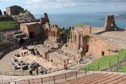 Geography Tour to Sicily school groups