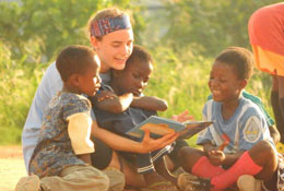 Care Volunteering in Ghana