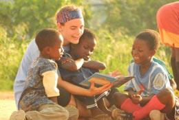 Care Volunteering in Ghana