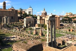 History and Classics Tour to Rome