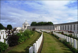 school trip at History School Trips to the WWI Battlefields of France & Belgium