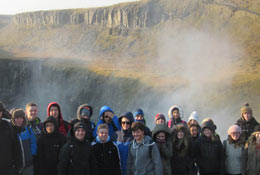 Iceland Geography Trip school groups