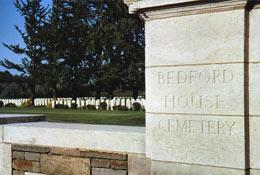 WW1 Battlefields school groups