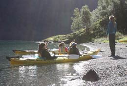 International DofE Walking & Kayaking Expeditions