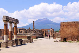 Geography Trips to Pompeii