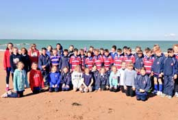 Sports Tours To Jersey school groups