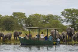 school trip at Malawi Expedition